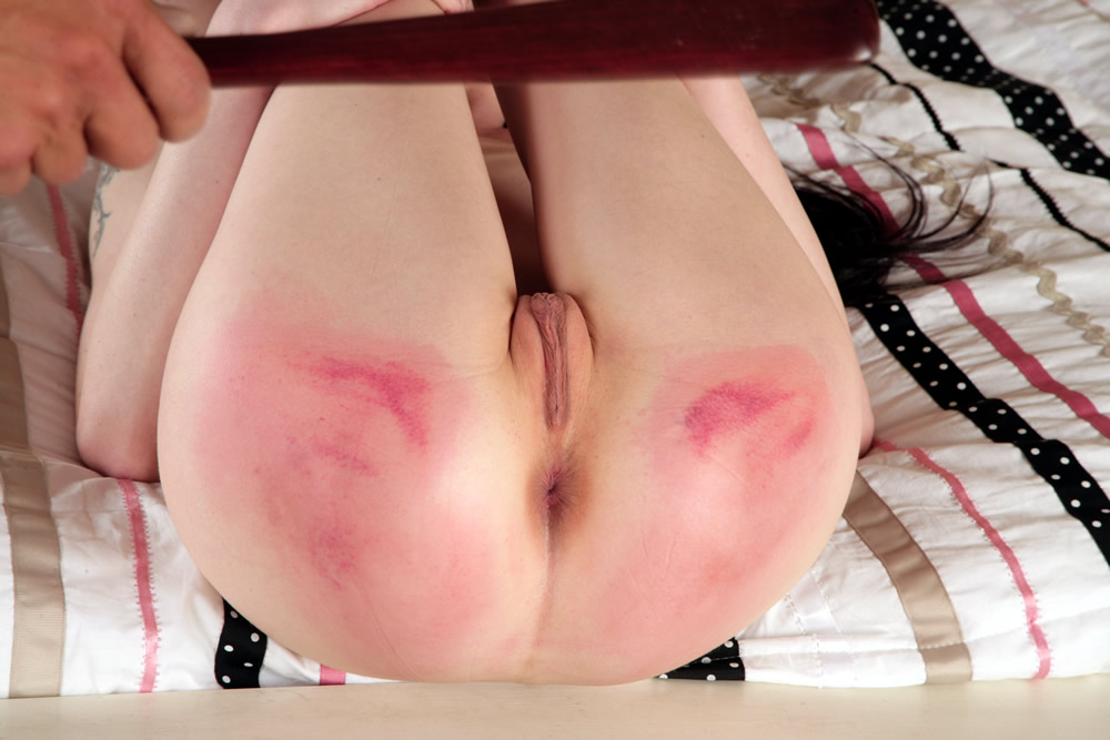 As Her Fellow Student Who Is Also Spanked