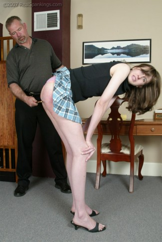 spanking picture