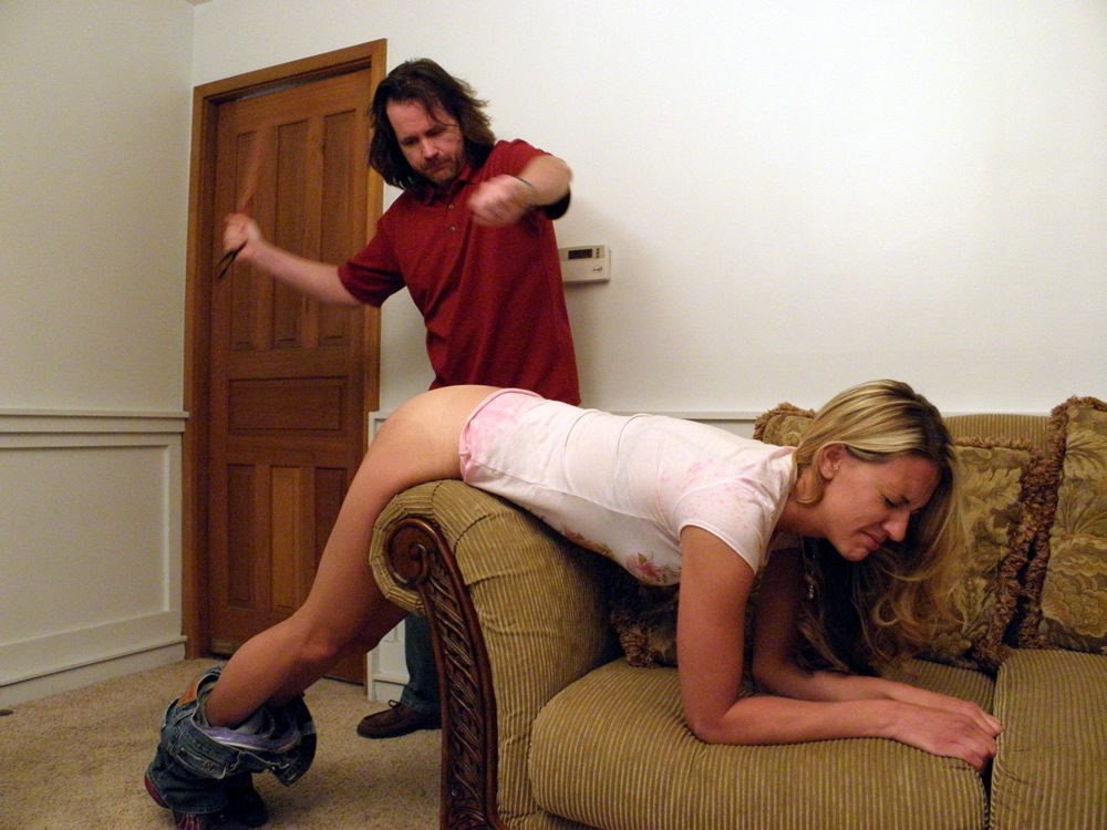 bare bottom spanking Adult