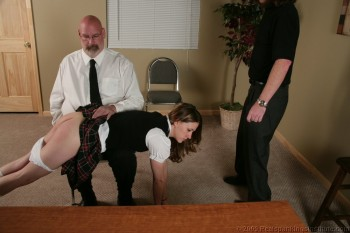 Personal assistant spank